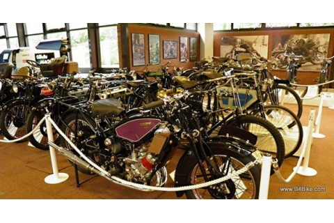 Legends Motorcycling Café and Museum, Bangalore