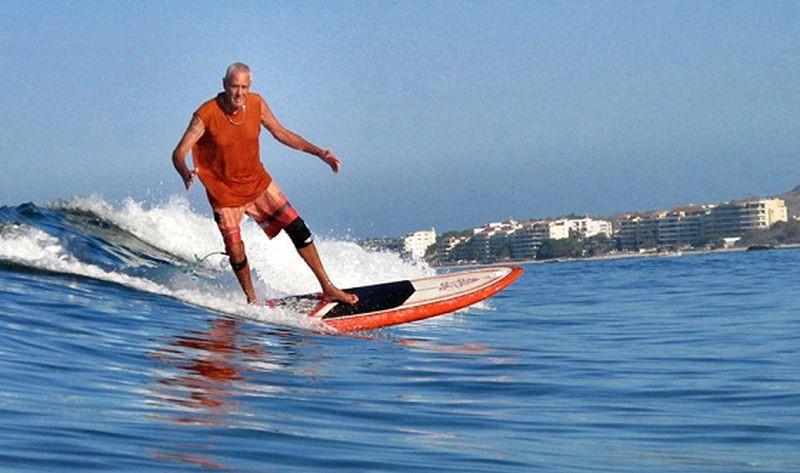 5)Jack Hebner aka Surfing Swami