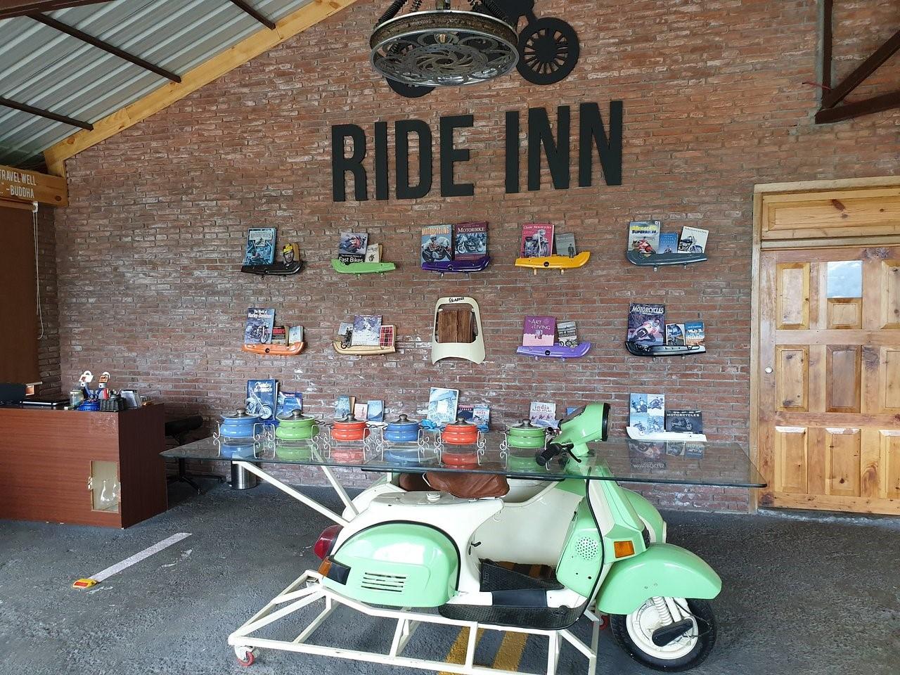 Ride Inn Café, Manali