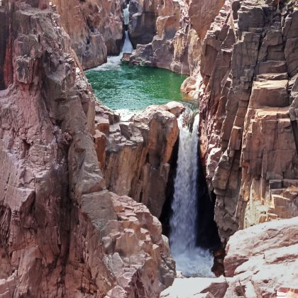 grand canyon of india - raneh falls