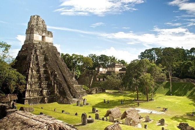 1)Tikal, Guatemala