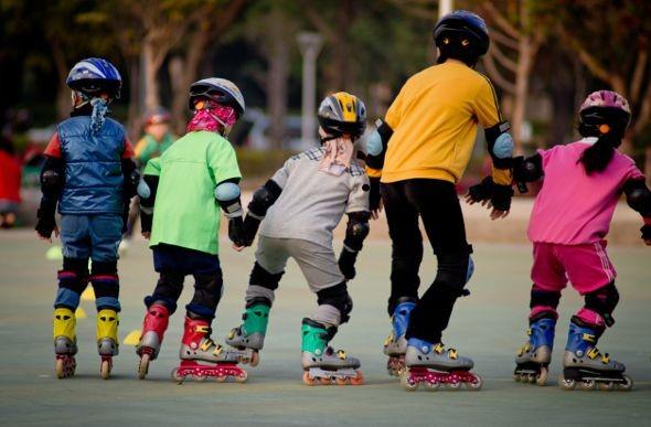 Roller Skate in Venezuela