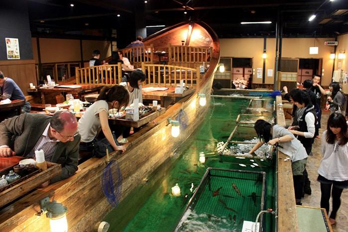 Zauo Shinjuku: Fishing Restaurant