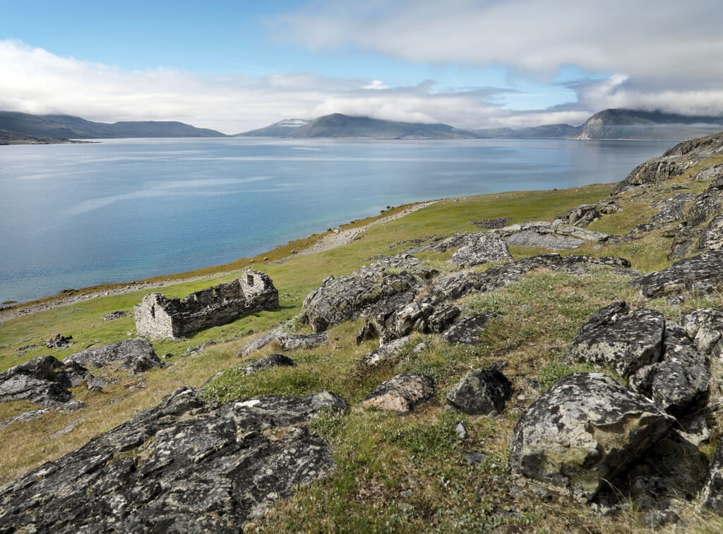 3)Hvalsey, Greenland