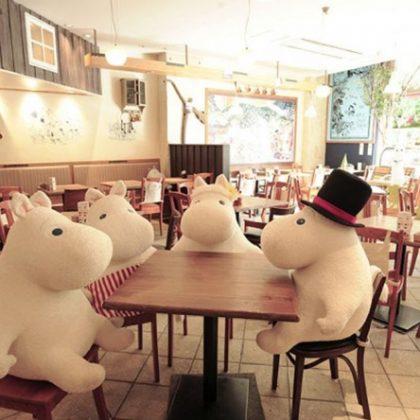 strange cafes in tokyo
