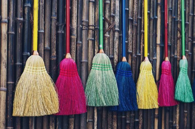 Hide the Brooms in Norway