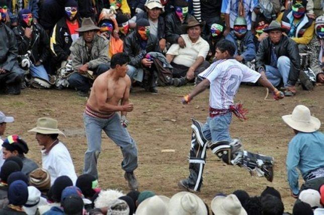 festivals in Peru