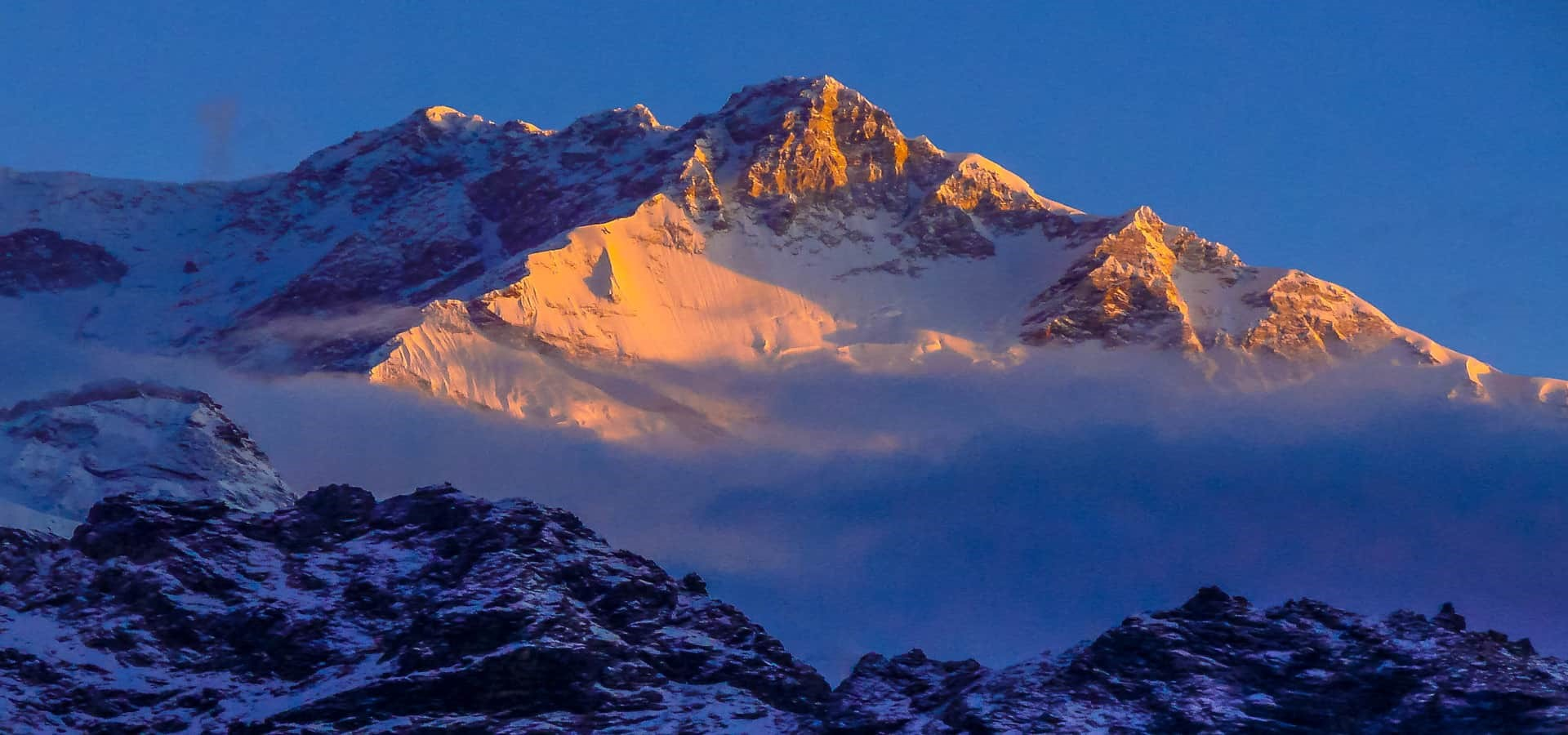 facts about kanchenjunga