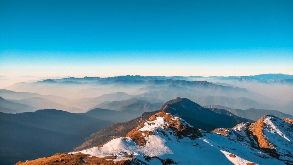 A panoramic view full of peaks: Phulara Ridge Trek!