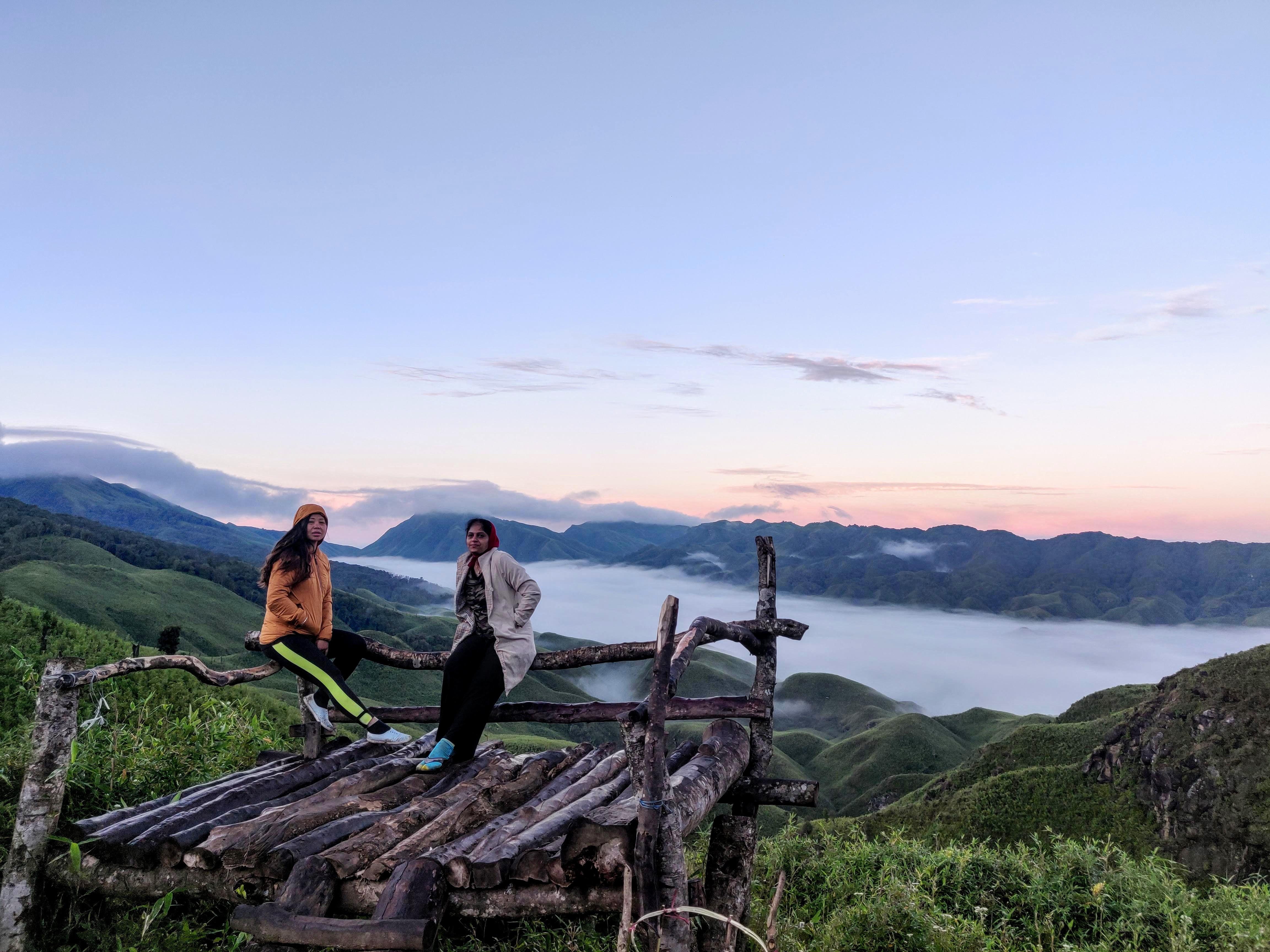 Nagaland group trips