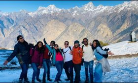 Auli group trips