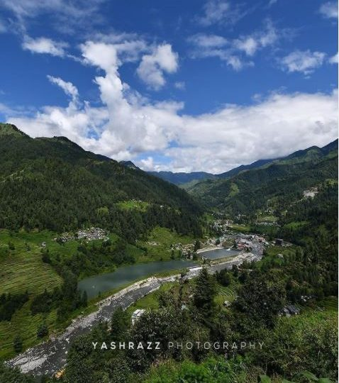 How To Reach Barot Valley