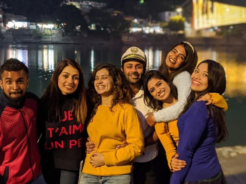 best group trips in india