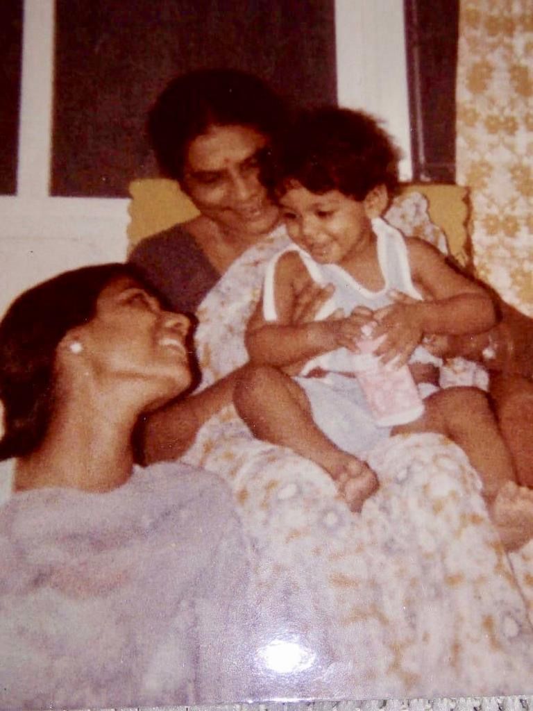 neeraj narayanan family
