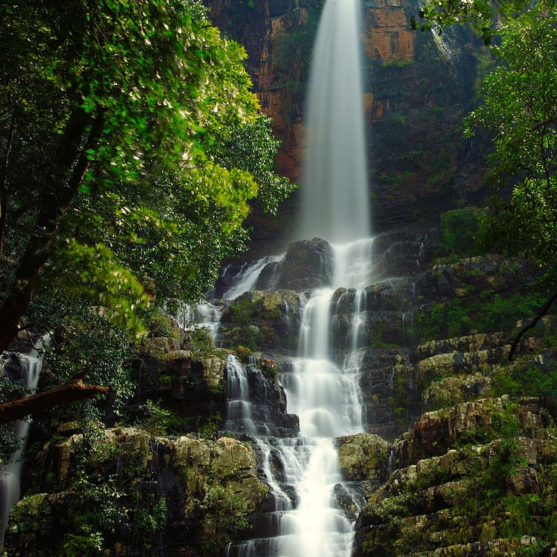 waterfall in andhra