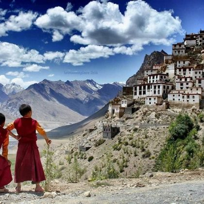 Five Most Beautiful Buddhist Monasteries In India