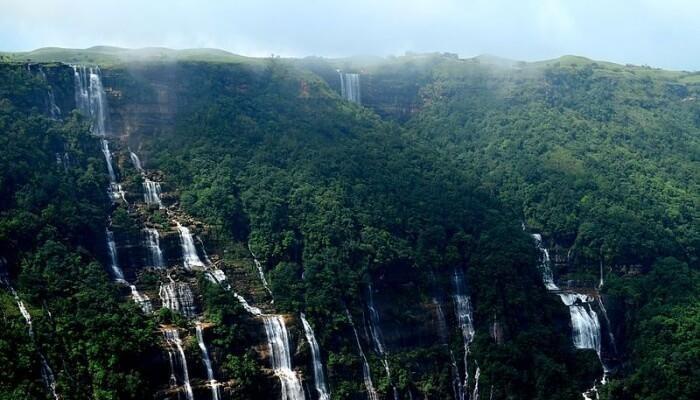 waterfalls in sikkim