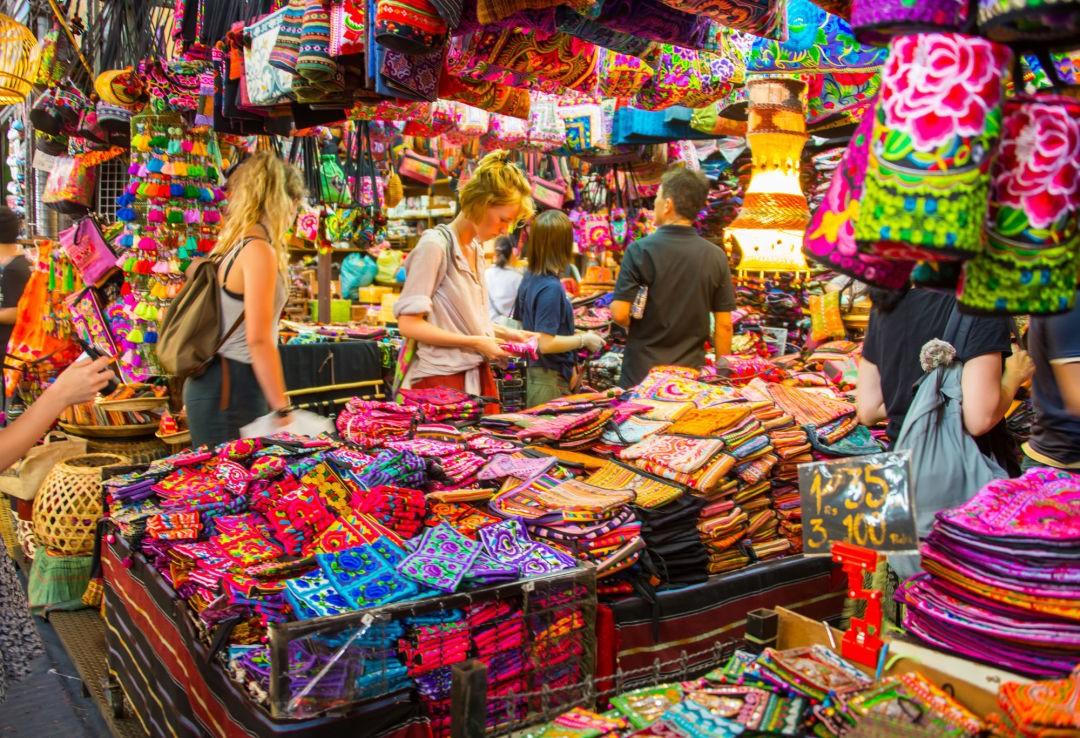 1)Chatuchak Weekend Market