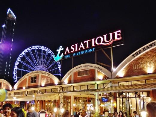 3)Asiatique The Riverfront