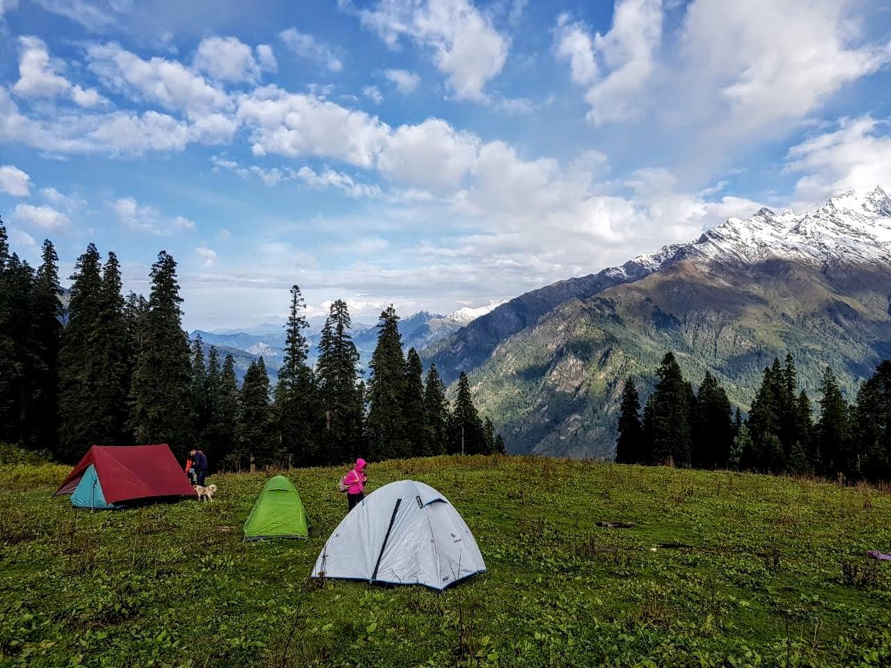 Himachal Trek Packages