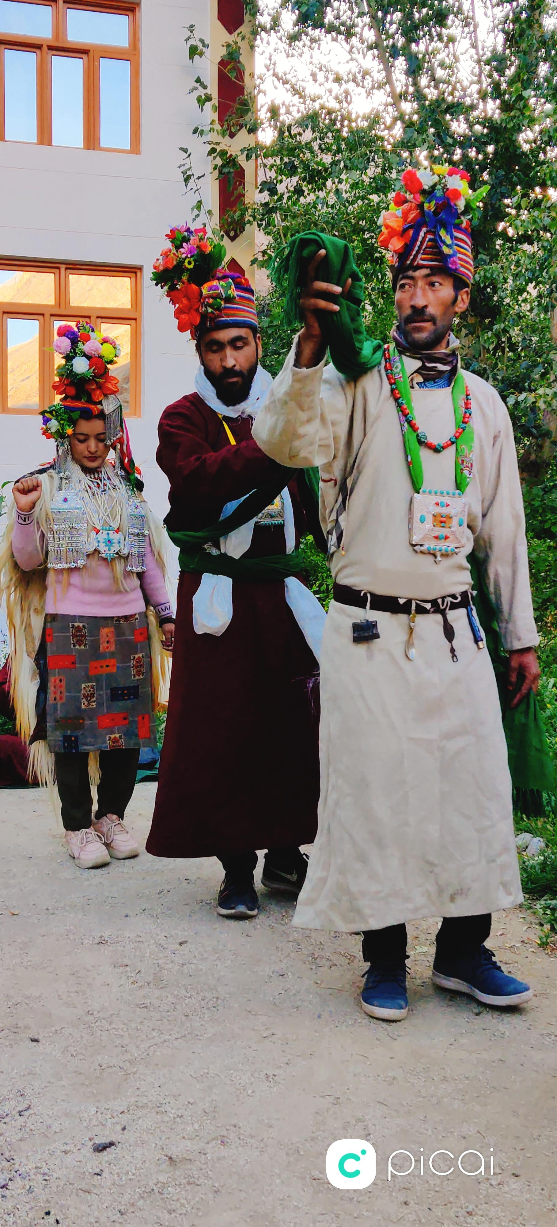 Visiting the Aryan Valley in Ladakh