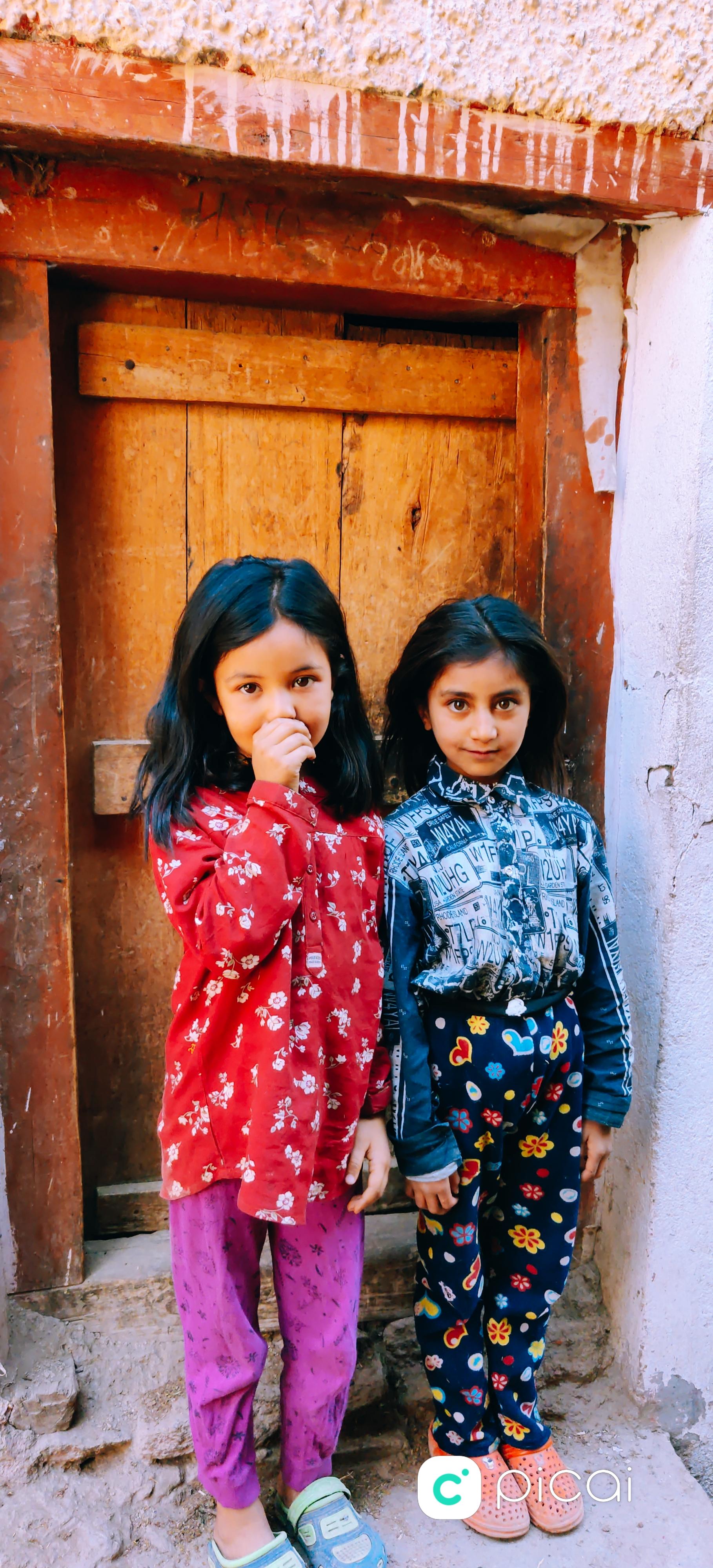 Aryan race of Ladakh